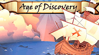 Игровые автоматы Age of Discovery